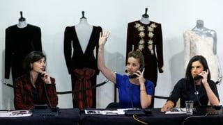 Für 935'000 Franken: Roben von Prinzessin Diana versteigert