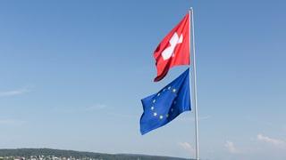Il Cussegl federal retira dumonda d'entrar en l'Uniun europeica
