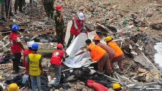 Bereits 540 Leichen geborgen nach Hauseinsturz in Bangladesch