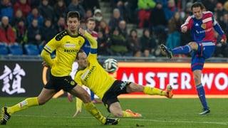 Basel mit später Wende zum Sieg