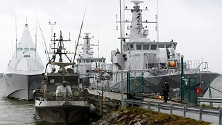 Schweden bricht Suche nach U-Boot ab