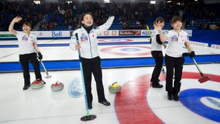 Curling: Svizra dat final cunter Giapun