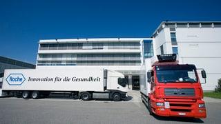 Roche investiert in Kaiseraugst über 100 Millionen Franken
