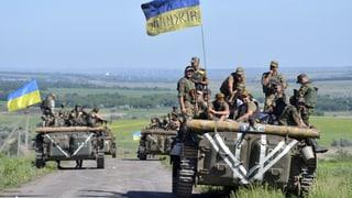 «Lage in der Ostukraine eskaliert»