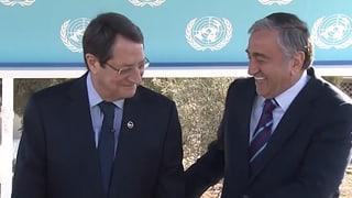 Hoffnung auf Wiedervereinigung Zyperns wächst