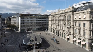 Weniger Bankschalter, mehr Online: Zürich will digitaler werden