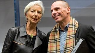 Athen zahlt, sagt der Minister