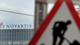 Novartis plant weiteren Ausbau am Standort Basel