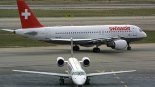 Swissair-Story