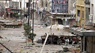 Rebellen einigen sich mit Assad auf Abzug aus Homs