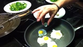 Weshalb wir zeigen, was wir kochen