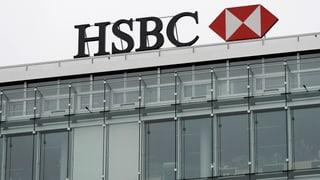 HSBC will bis zu 260 Stellen in der Schweiz abbauen