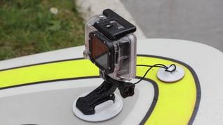 14 Action-Cams im Härtetest