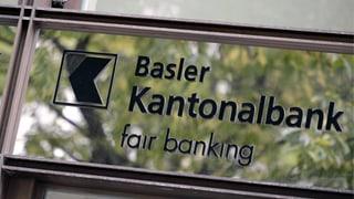 Basler Kantonalbank hat Finma-Bestimmungen verletzt