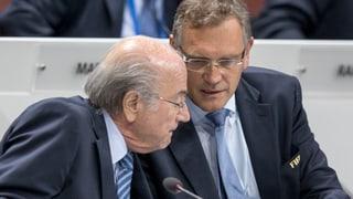 Führungsriege der Fifa soll sich um 80 Millionen bereichert haben