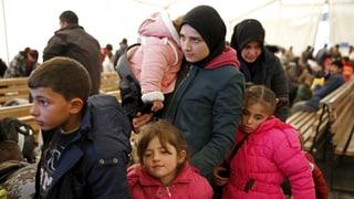 Flüchtlinge: Frauen und Kinder erstmals in der Mehrheit