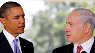 Netanjahu zündelt, Obama zürnt