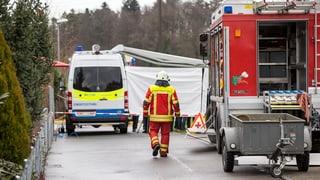 Murdraretsch a Rupperswil - las unfrendas èn identifitgadas