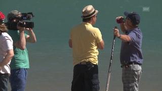 In Australien geht alles – auch Eishockey am Sandstrand (Artikel enthält Video)