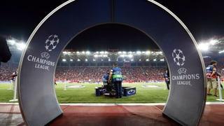 Champions League und Europa League weiter live bei der SRG SSR: Die wichtigsten Fakten in der Übersicht.