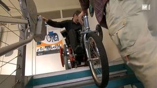 Ein Rollstuhl ohne Grenzen