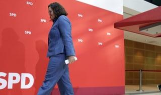 Die SPD zerfällt