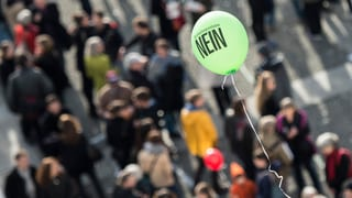 Vox-Analyse: Doch kein «Aufstand der Zivilgesellschaft»  (Artikel enthält Video)