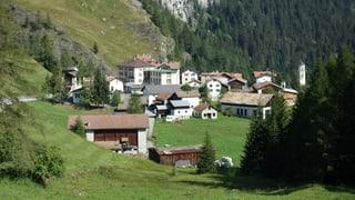 Hotel «Löwe» a Mulegns duai vegnir mantegnì