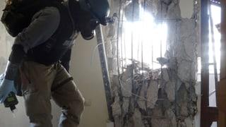 UNO-Inspekteure nehmen Arbeit in Syrien wieder auf