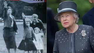Hitler-Gruss der Queen: Archiv-Video sorgt für Skandal