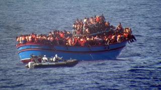 Bund rechnet mit Flüchtlingsströmen aus Italien