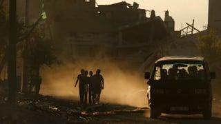 Erstmals wieder Granateneinschlag in Israel