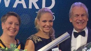 «Dieser Award gehört allen, die Flüchtlingen helfen»