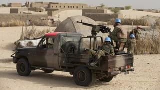 Fünf-Punkte-Plan soll Mali Waffenruhe bringen