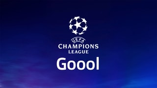 Champions League - Goool