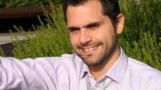 Davide Gagliardi: «Ich fühle mich schon im Gotthard zuhause»
