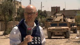 Reportage von Pascal Weber aus Mossul: «Die schlimmste Schlacht steht noch bevor».
