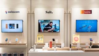 Handy-Abos inklusive Roaming bekommen mehr Konkurrenz: In der Schweiz bewegt sich der Markt.