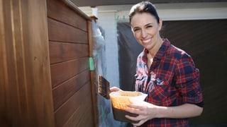 Aufsteigerin Jacinda Ardern wird Premierministerin