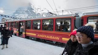 Onn da record tar la viafier da la Jungfrau