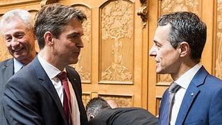Während bei der SVP um das Fraktionspräsidium gekämpft wird, steht bei der FDP schon fest, dass Beat Walti den Posten übernehmen wird. Lesen Sie hier mehr darüber.
