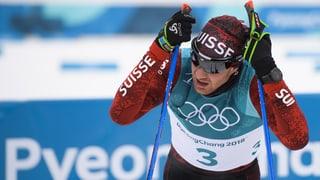 Cologna verpasst die Medaille im Skiathlon