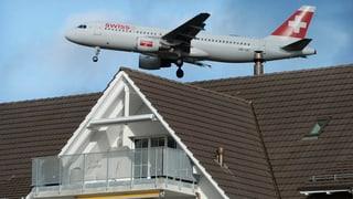 Mehr Bewohner, mehr Lärmklagen beim Flughafen