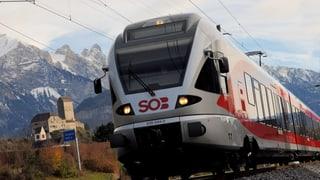 Südostbahn will weiter expandieren