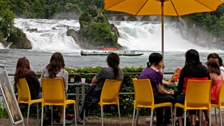 In der Schaffhauser Tourismusförderung droht ein Stellenabbau
