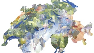 Ostschweizer Kantone bekommen mehr Geld aus Finanzausgleich