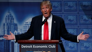 USA: Trump vul reducir las taglias