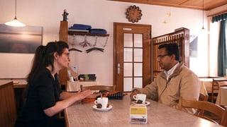 Video ««Blickwechsel» – Cordon bleu statt Curry, Folge 1» abspielen