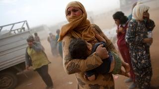 Syriens Nachbarn bitten um mehr Hilfe für Flüchtlinge