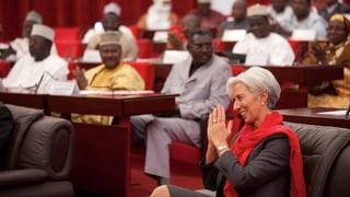 Afrikas schwerer Gang zum Internationalen Währungsfonds
